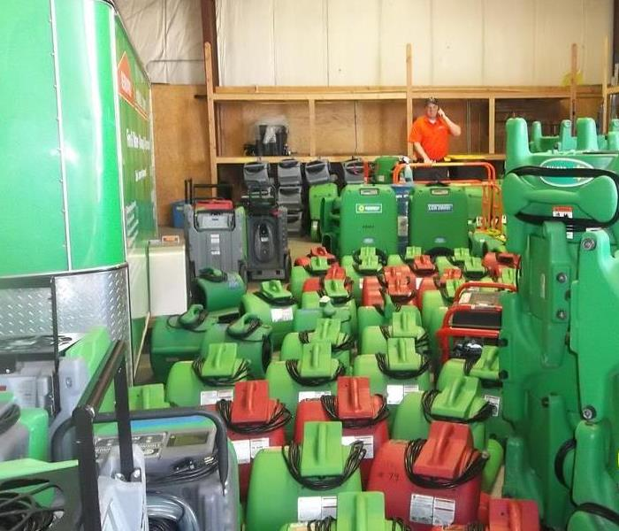 SERVPRO Specializes in Storm and Flood Damage
